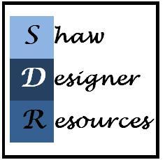 Shaw Designer Resources. Seattle Skyline SDR Logo